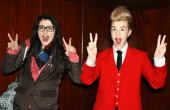 Hangin' with Jedward