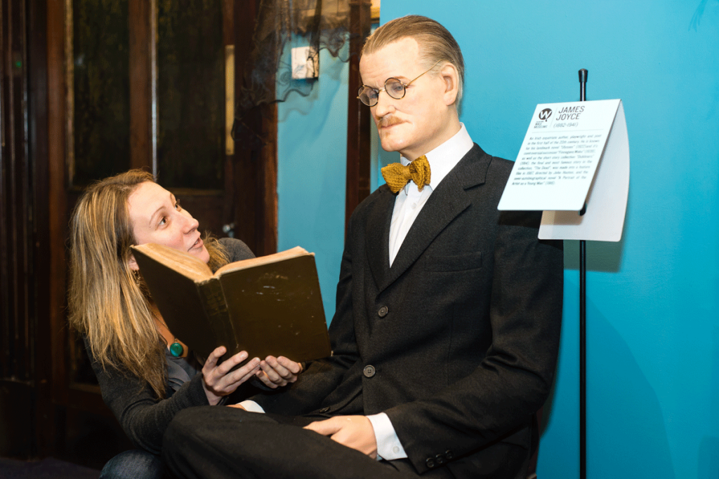 Visit James Joyce this Bloomsday 2015