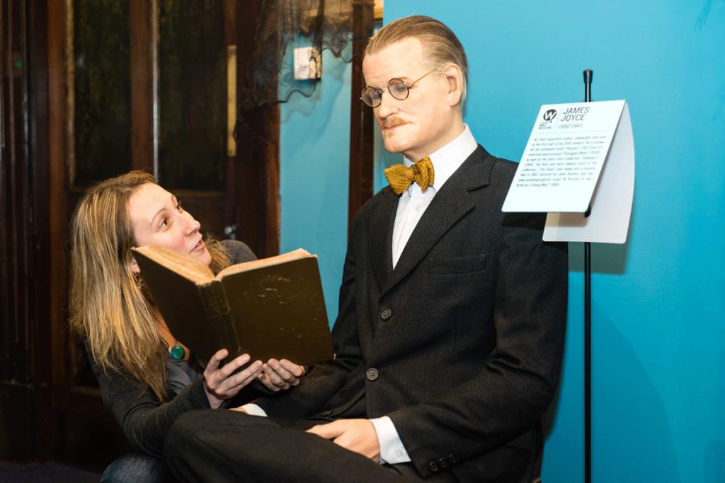 Visit James Joyce this Bloomsday 2015