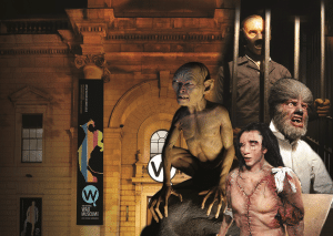 Events at the Wax Museum Plus