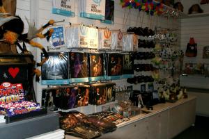 Waxworks Shop