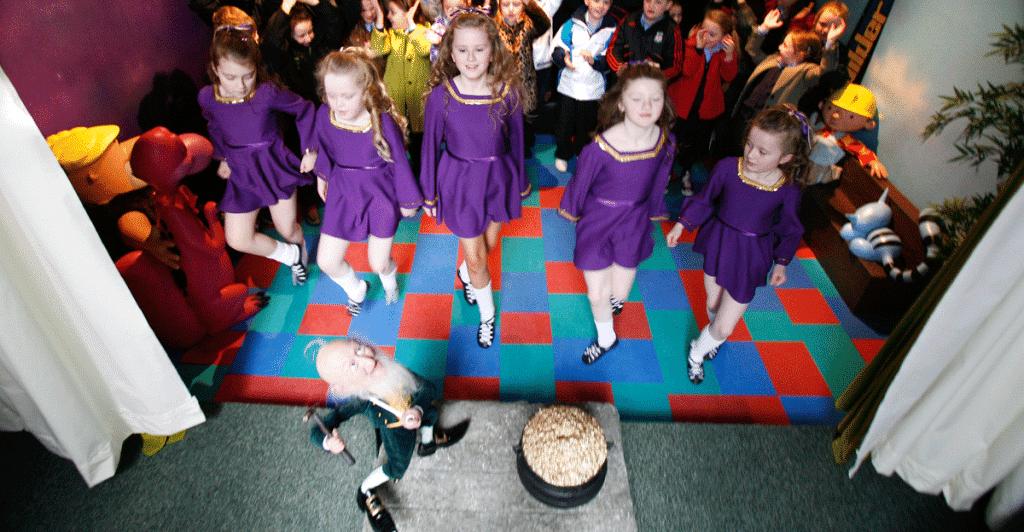 Tradfest 2016 Childrens Céilí